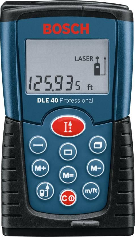 Bosch Laser Measuring Tool DLE 40