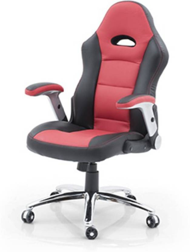 urban ladder mika leatherette office arm chair price in india buy
