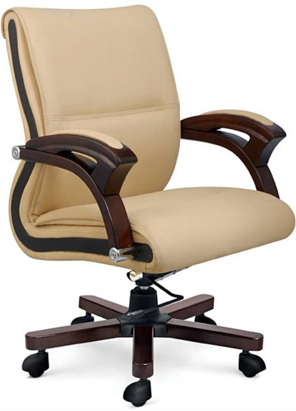 woodstock india leatherette office arm chair price in india buy