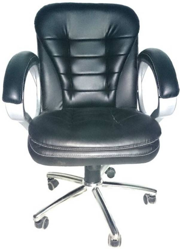 RBFurniture Leatherette Office Arm Chair Price In India Buy RB Simple Rb Furniture Property