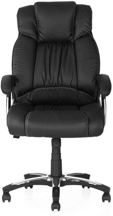 Nill Trenvi Leatherette Office Arm Chair