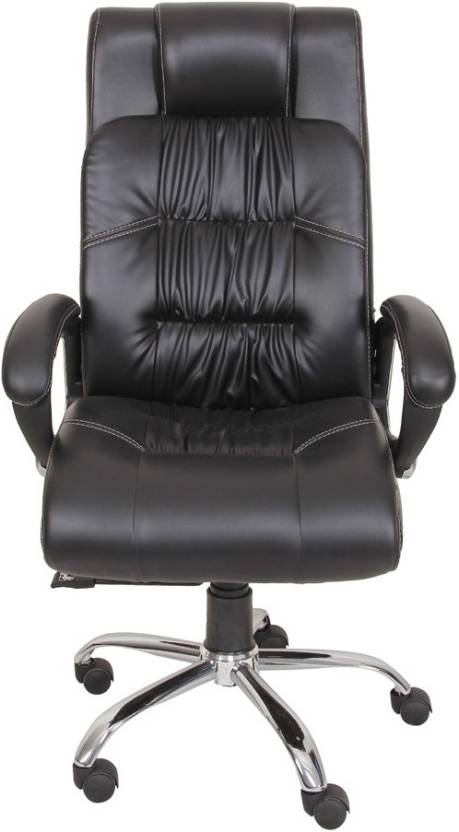 Ks chairs Leatherette Office Arm Chair