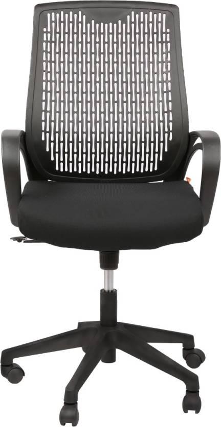 Bosq Fabric Office Arm Chair