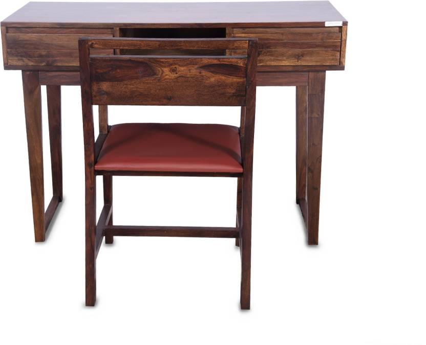 Godrej Interio Gruvz Soho Solid Wood Study Table Price In India