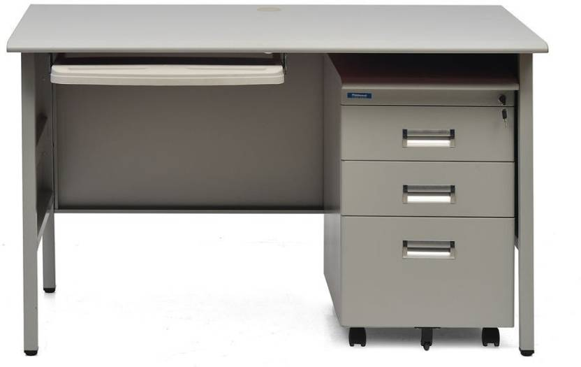 Nill Fema Metal Office Table
