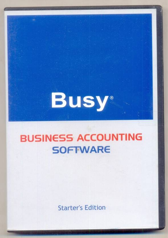 Busy Accounting Software