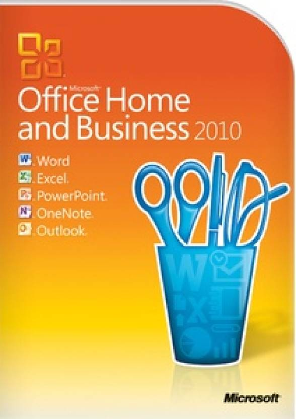 Microsoft Office 2010 Home and Business 64 Bit