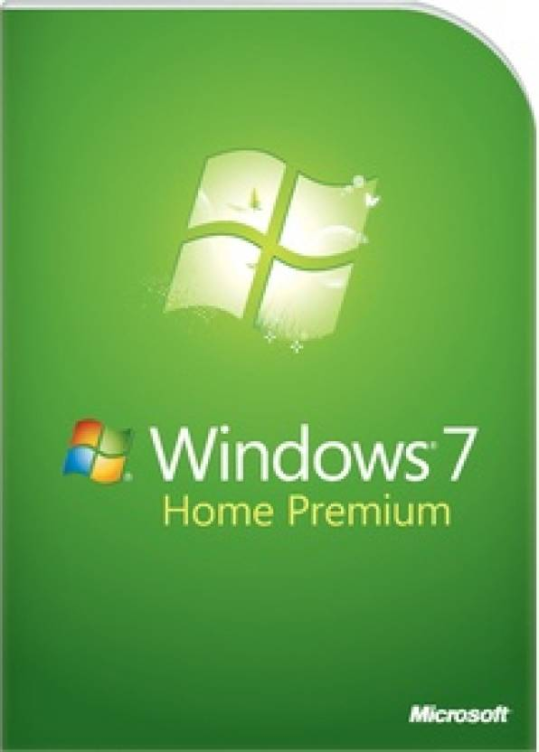 Microsoft Windows 7 Home Premium (Full Pack) Windows 7 Home Premium 32/64 bit