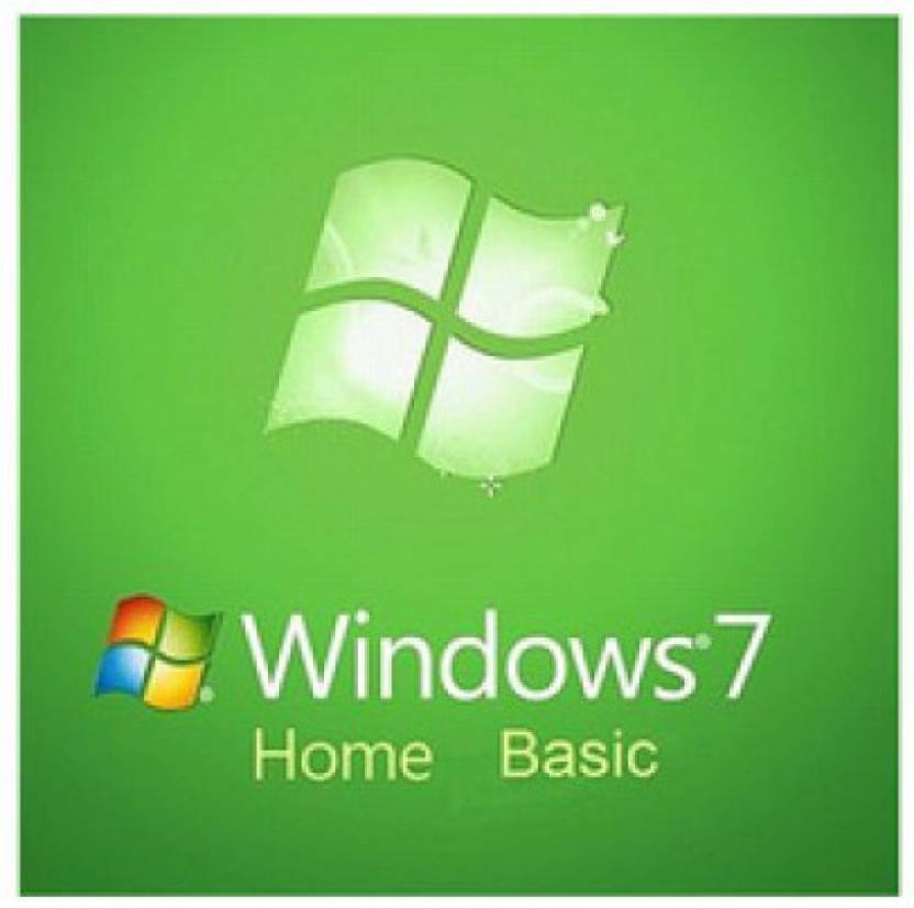 Microsoft Windows 7 Home Basic 32-bit