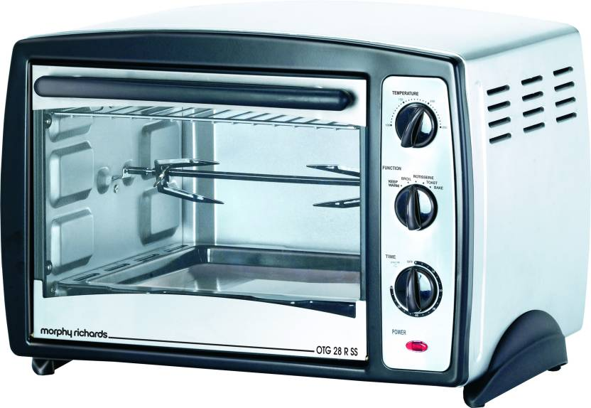 Morphy Richards 28-Litre 28RSS Oven Toaster Grill (OTG)