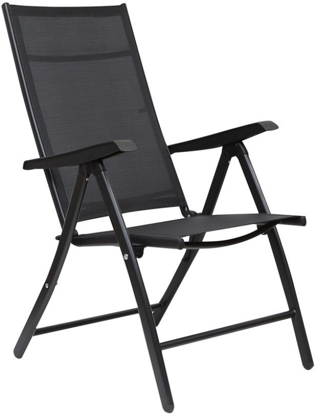HomeTown JET FOLDING Metal Outdoor Chair