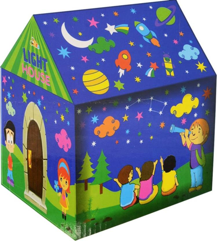 Big Toy Tent House For Kids Bd Large Image 0