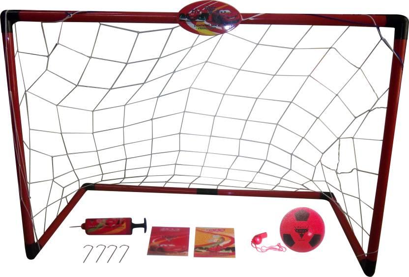 Disney Soccer Goal Set - Pixar Cars