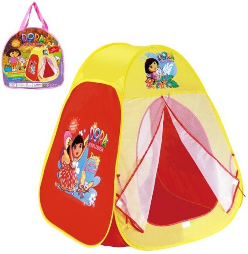 Toys Bhoomi Dora Exploreru0027s Play Tent - 100% Safe Polyester Fabric  sc 1 st  Flipkart & Toys Bhoomi Dora Exploreru0027s Play Tent - 100% Safe Polyester Fabric ...