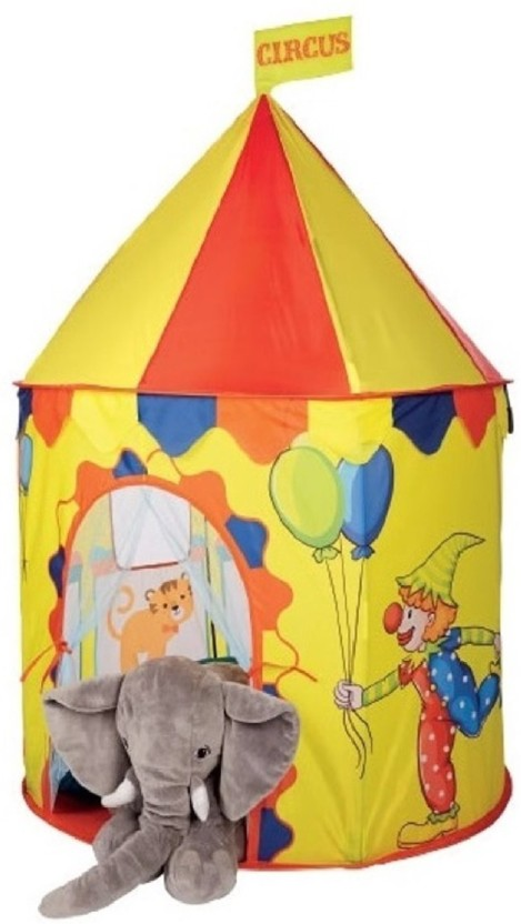 Pigloo Circus Pop Up Tent Play House for Kids  sc 1 st  Flipkart & Pigloo Circus Pop Up Tent Play House for Kids - Circus Pop Up Tent ...