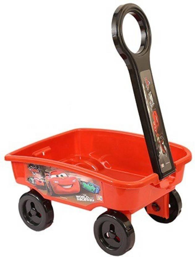 7eb4f76631c0 Disney Pixar Cars Toy Wagon - Pixar Cars Toy Wagon . Buy Lightning ...