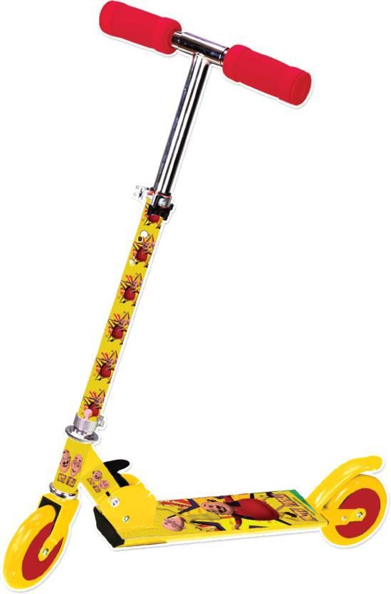 Viacom18 Motu Patlu 2 Wheel Scooter Motu Patlu 2 Wheel Scooter