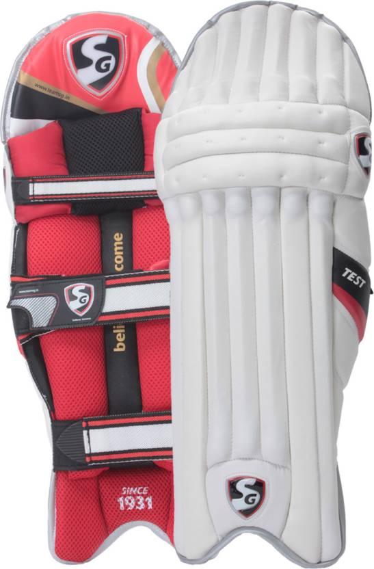 sg test youth batting pads buy sg test youth batting. Black Bedroom Furniture Sets. Home Design Ideas