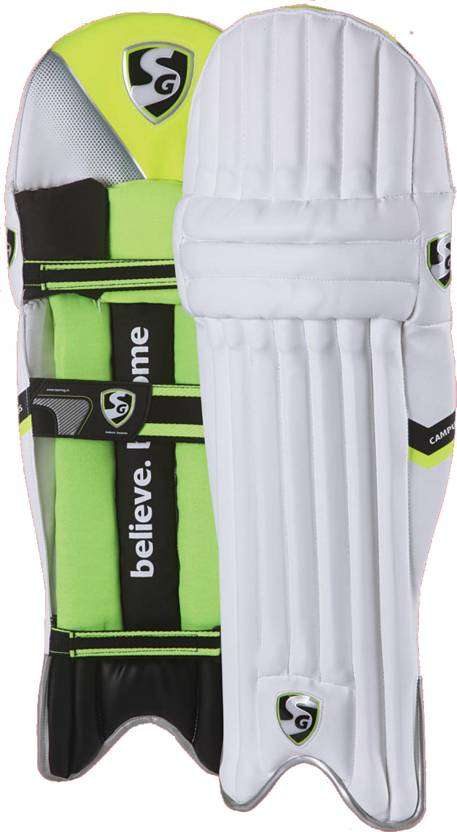 SG Campus Boys Wicket Keeping Pads