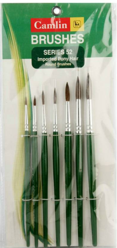 Camlin Series 52 Round Paint Brush