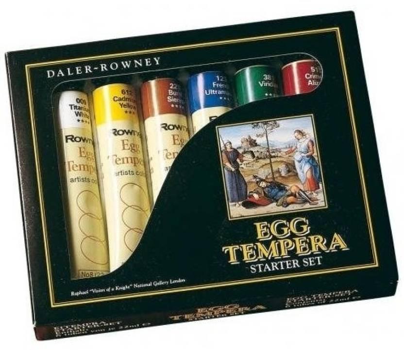 Daler-Rowney Egg Tempera Water Color