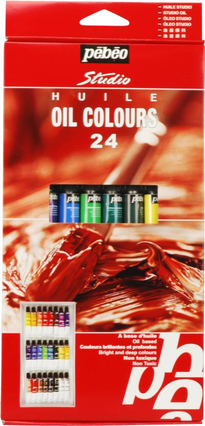 Pebeo Oil Paint Tube