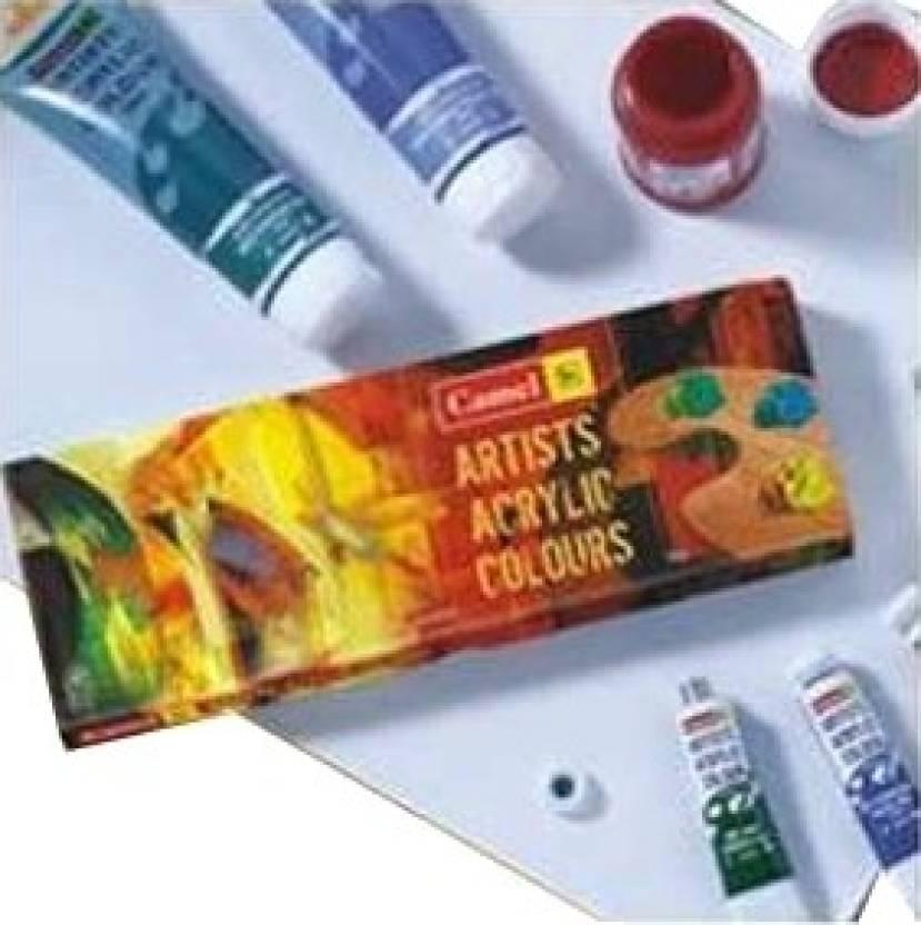 Camel Acrylic Color Tube