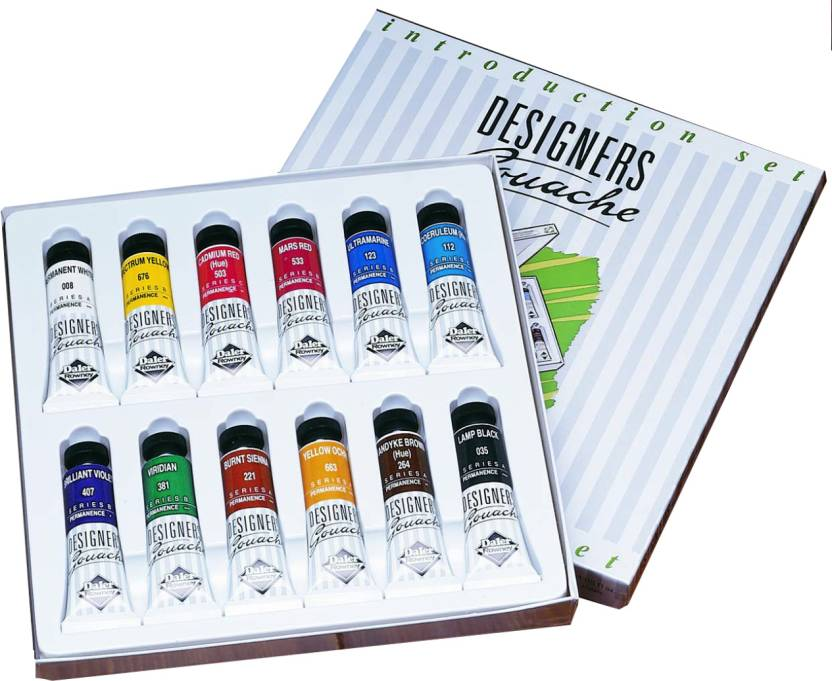 Daler-Rowney Designers Introduction Set Gouache