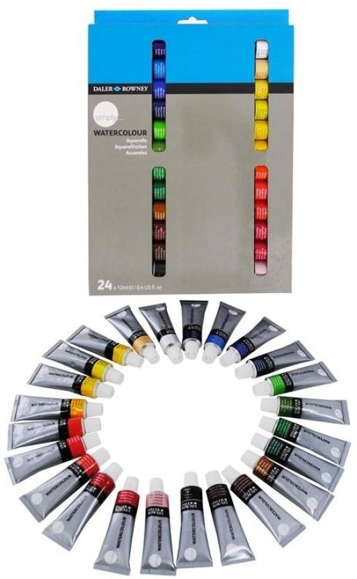 Daler-Rowney Simply Water Color Tube