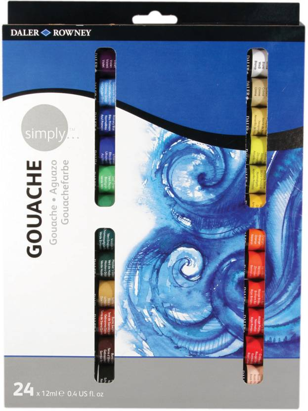 Daler-Rowney Gouache Water Color