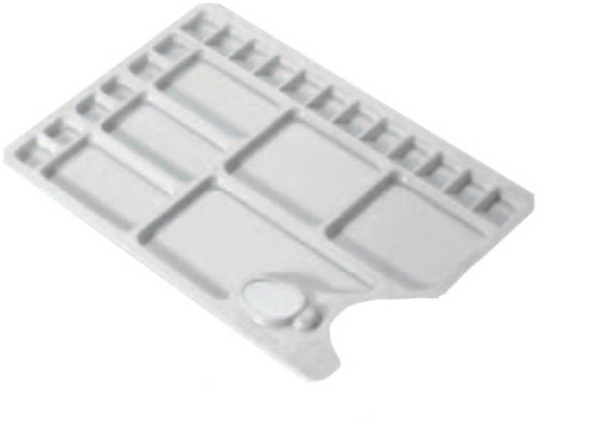 Omega Plastic Palette