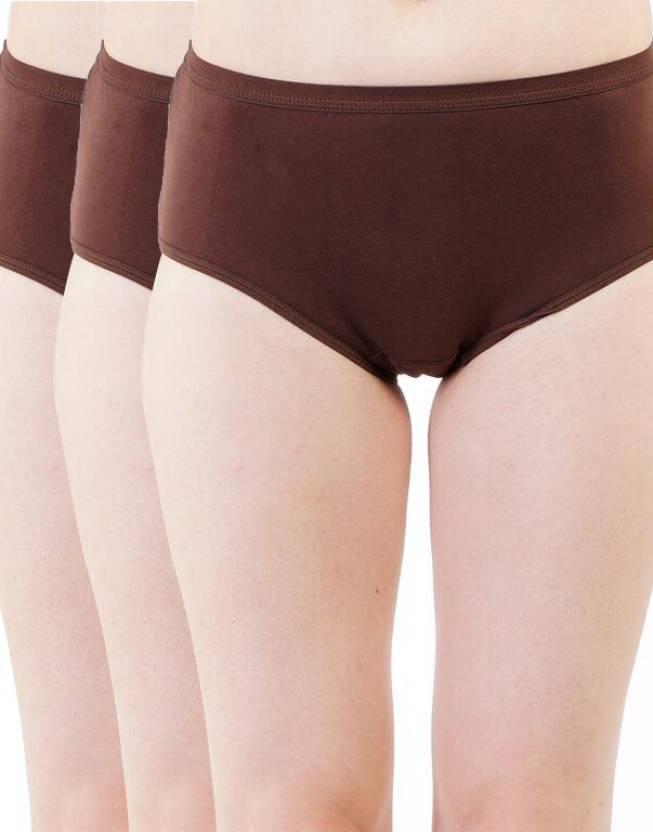 04b402c8df631 Kidley Women s Hipster Brown Panty - Buy Coffee Kidley Women s ...