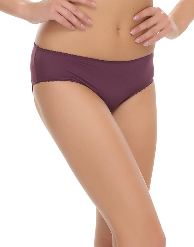 6decfaf54 Clovia Sexy Lacy Brief In Grape Wine Women s Hipster Maroon Panty ...