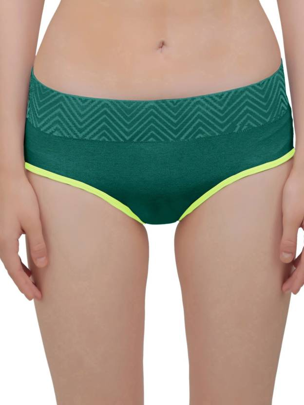 417f4d0fbcc C9 Women s Hipster Green Panty - Buy Teal C9 Women s Hipster Green ...