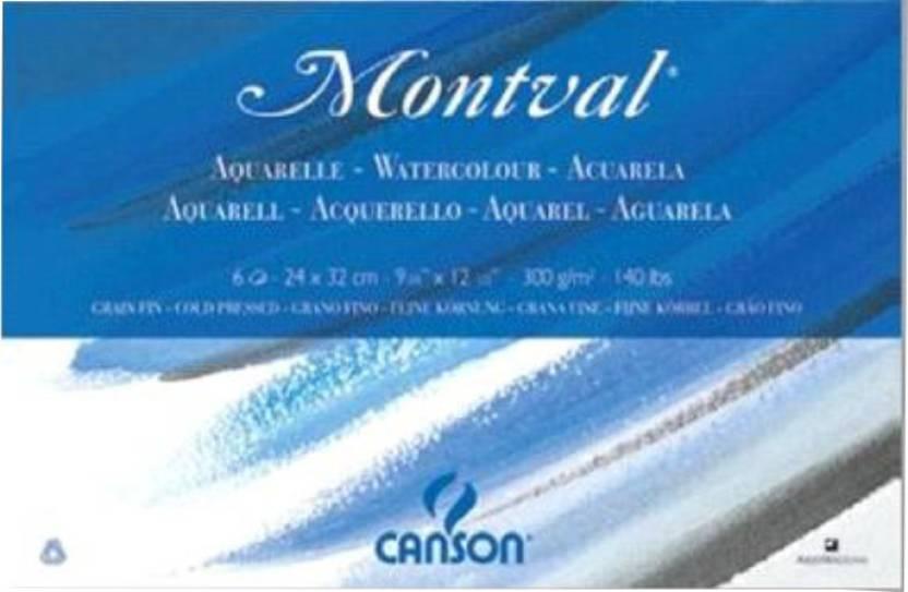Canson Aquarelle Water Color Paper
