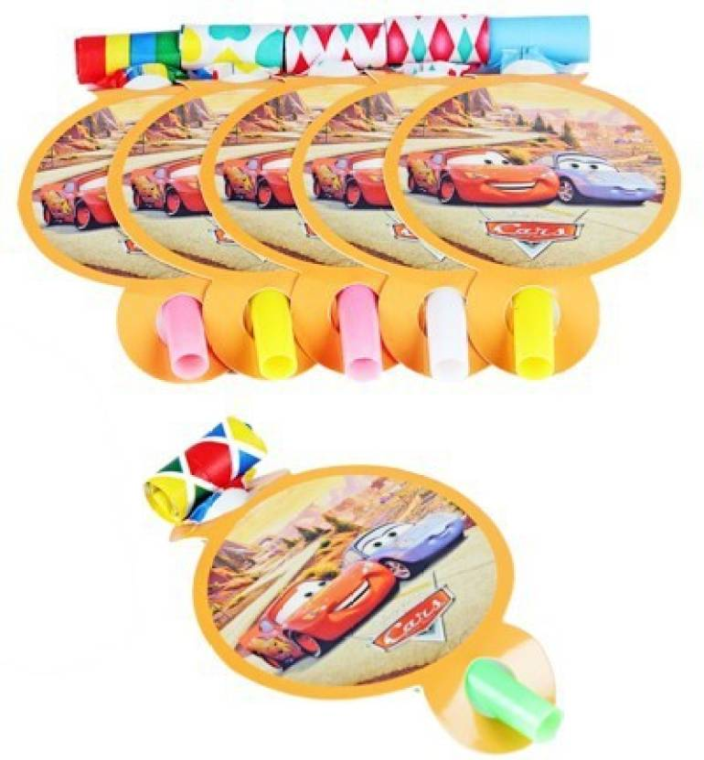Funcart Cars Party Party Blowouts
