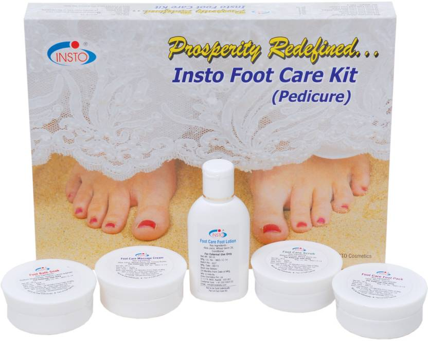 Insto Foot Care Kit (Pedicure)