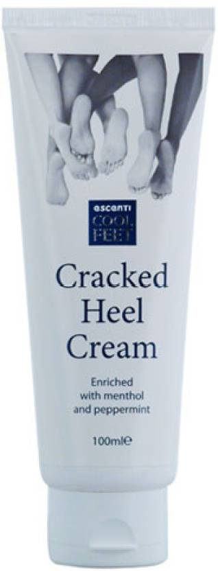 Escenti Cool Feet Cracked Heel Cream