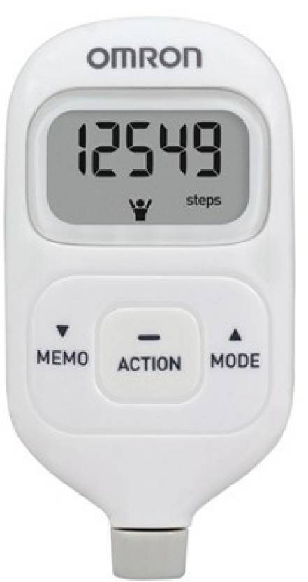 Omron HJ 203 Walk Style Step Counter Pedometer