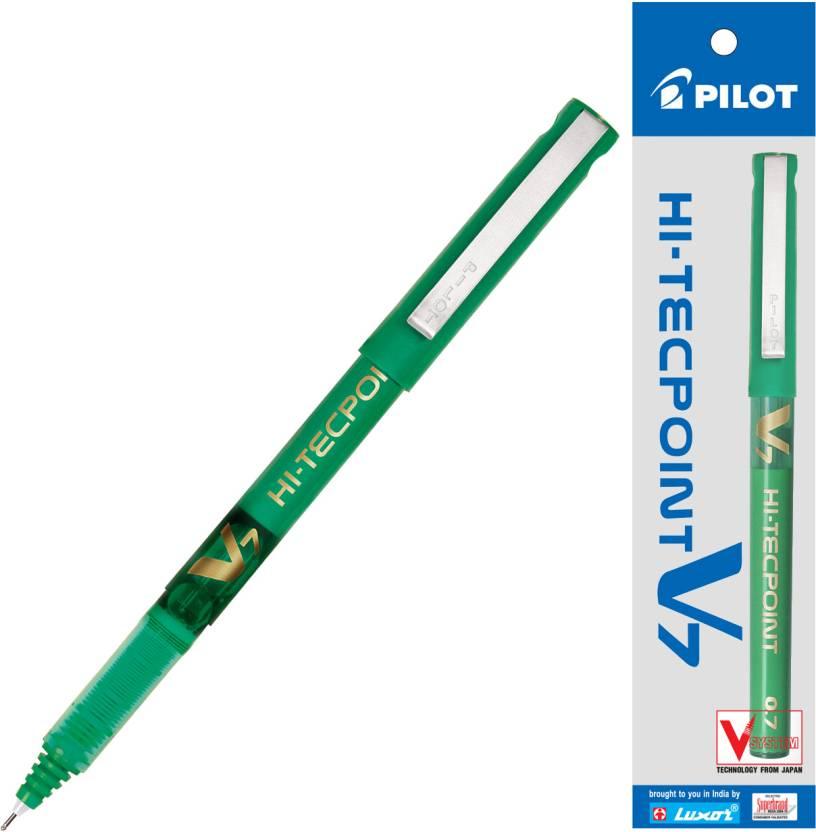 Pilot Hitec V7 (Pack of 2) Fineliner Pen
