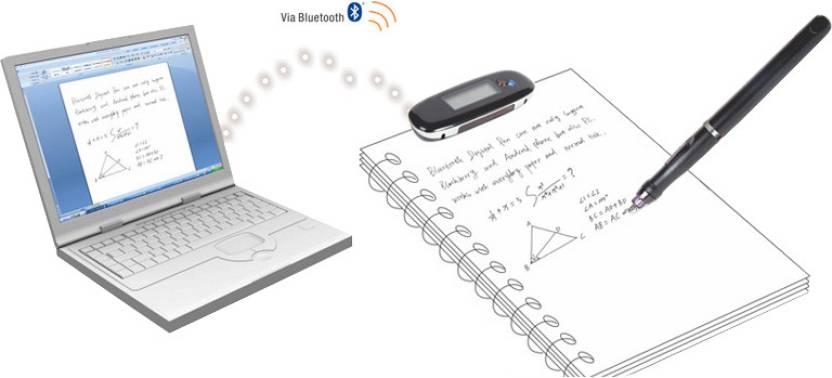 Solo Bluetooth Digital Pen