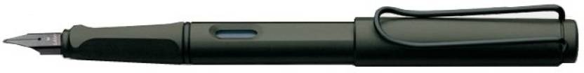 Lamy SAFARI Matte Black Medium (with ink converter) Fountain Pen