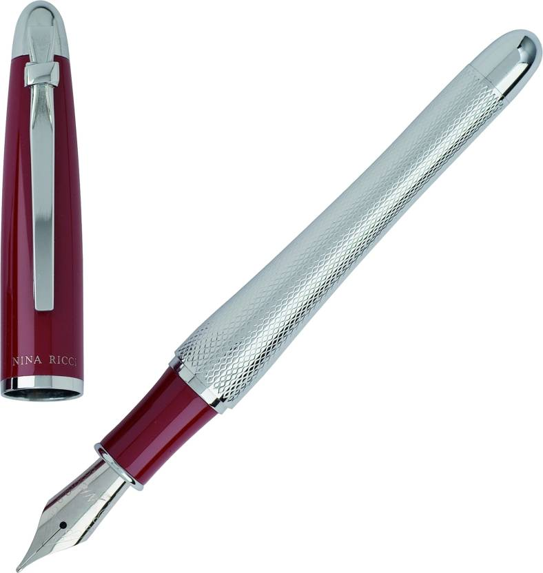 Nina Ricci Sibyllin Bordeau Fountain Pen