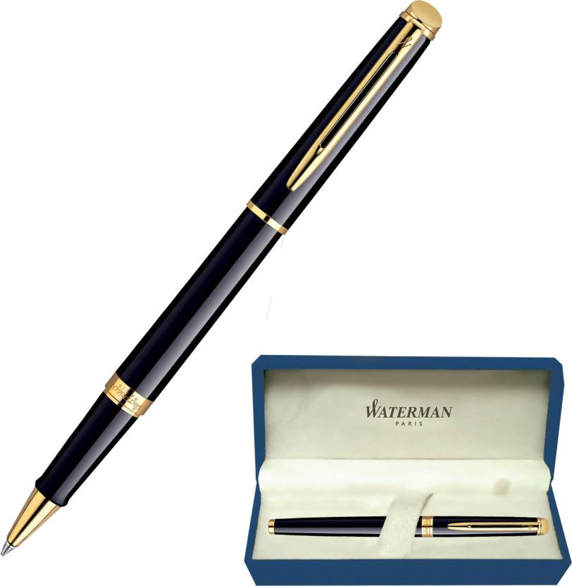 Waterman Hemisphere Mars Black GT Roller Ball Pen
