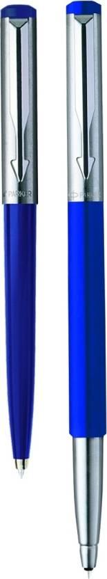 Parker Vector Mettalix CT (RB+BP) Pen Gift Set