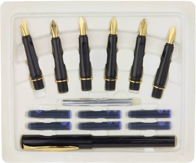 Neo Gold Leaf Pen Set Calligraphy Buy Neo Gold Leaf Pen Set