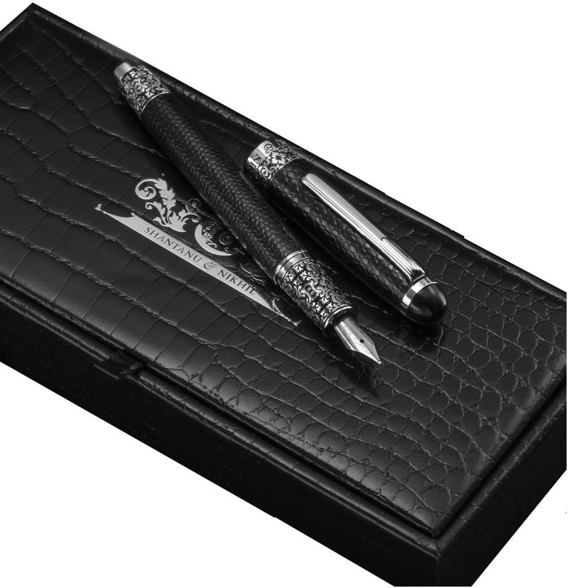 Shantanu & Nikhil Fountain Pen