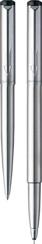 Parker Vector Stainless Steel CT Pen Gift Set