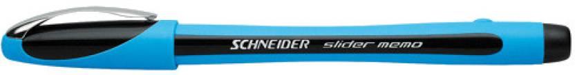 Schneider Slider Memo (Set of 3) Ball Pen
