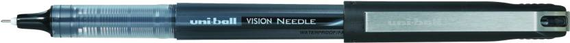 Uniball Vision Needle (Pack of 2) Roller Ball Pen